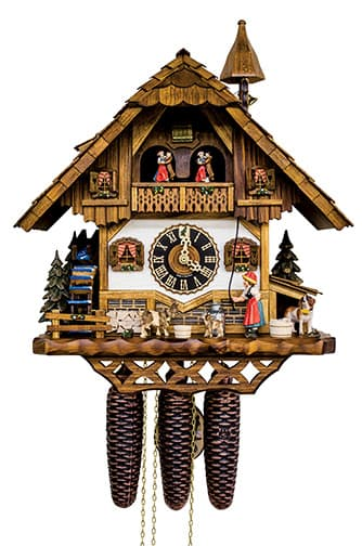 dreams of the black forest cuckoo clock
